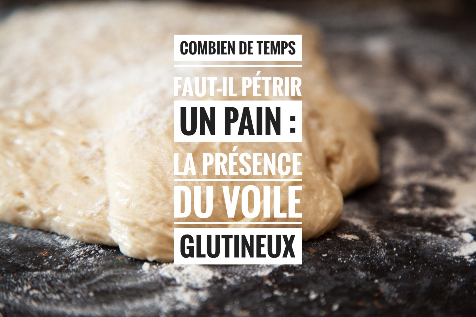Voile glutineux