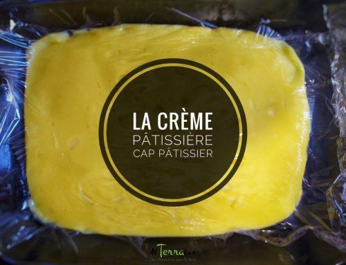 La crème patissière (CAP Pâtissier)
