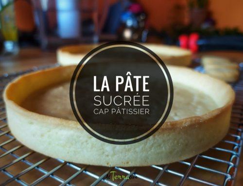 La pâte sucrée (CAP Pâtissier)